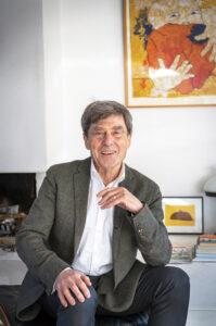 Peter Brusse. Foto: Vincent Mentzel