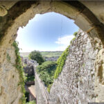 Carisbrooke Castle, Google Maps