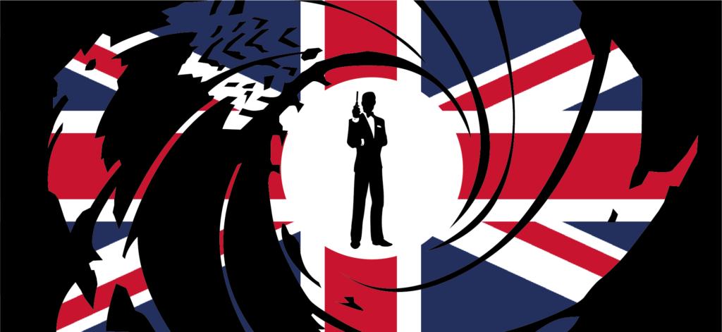 James Bond locaties