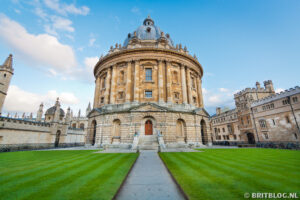 Radcliffe Camera, Oxford Wandeling