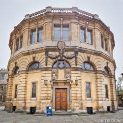 Sheldonian Theatre, Oxford