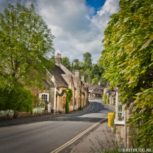 Cotswolds: Castle Combe