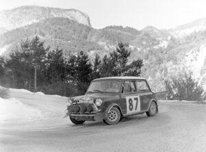 Mini Cooper S, Monte Carlo Rally