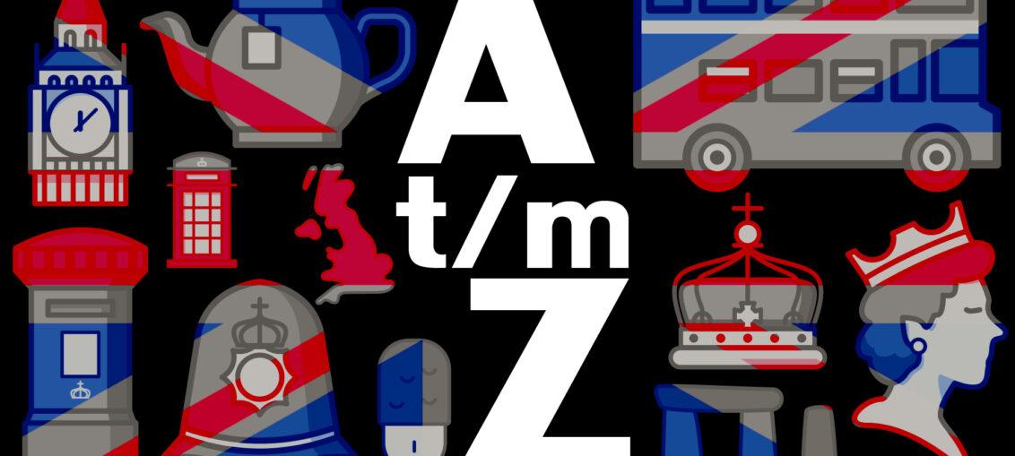 Brits alfabet