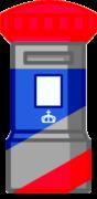 Britse brievenbus