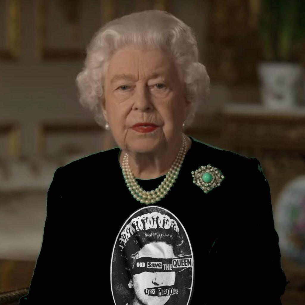 Queen-greenshirt