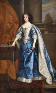 Catarina de Bragança - Peter Lely