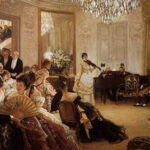 Etiquette at the Ball, Victoriaanse tijdperk