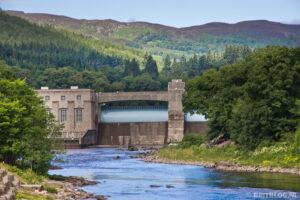Waterkrachtcentrale van Pitlochry