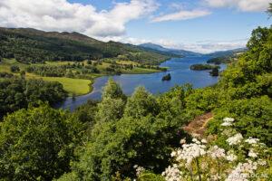 Queen's View, Schotland