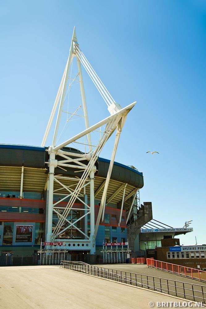 Millennium Stadium, Cardiff Wales