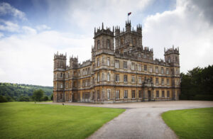 Het echte Downton Abbey: Highclere Abbey