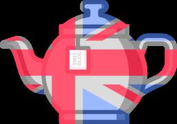 Brits alfabet: Thee tradities