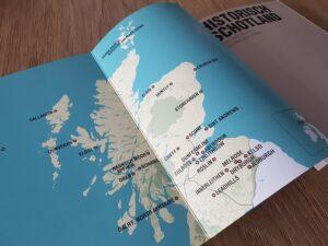 boekrecensie Historisch Schotland - Langs mystieke & mysterieuze plekken