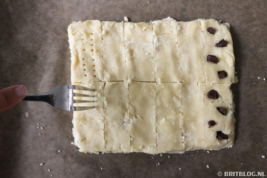 Shortbread recept