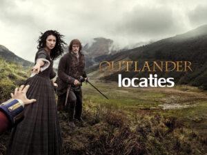 Outlander locaties