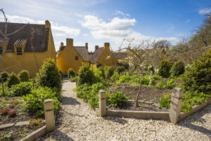 Culross Palace and Gardens