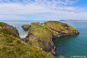 Carrick-a-Rede touwbrug, Noord-Ierland