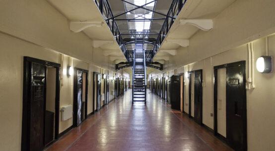 cellen gevangenis Belfast