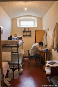 cel Crumlin Road Gaol