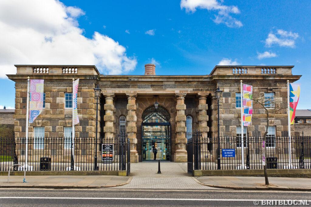 Crumlin Road Gaol ingang