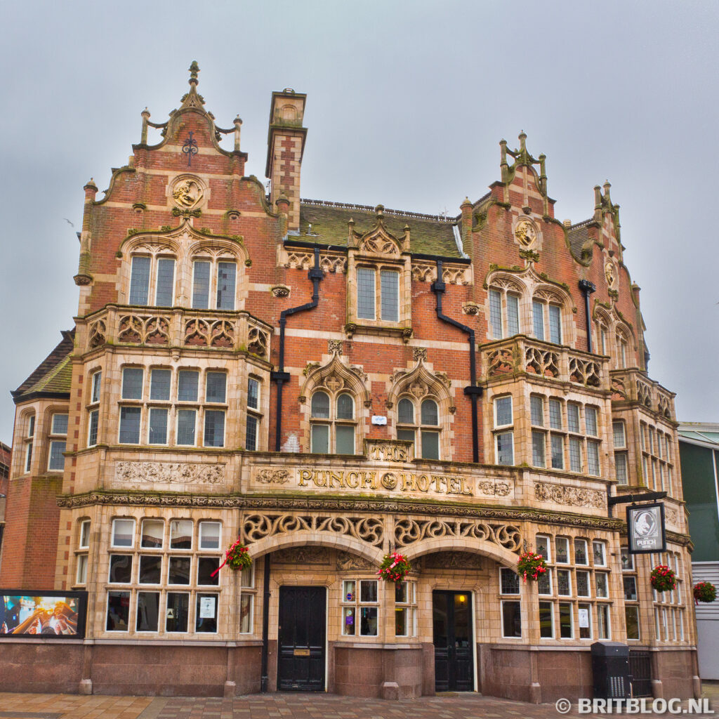 Punch Hotel, Hull