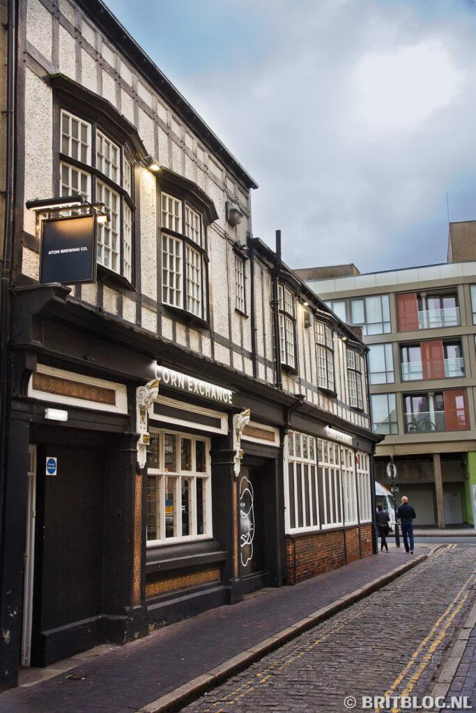 Pubs in Hull: Corn Exchange