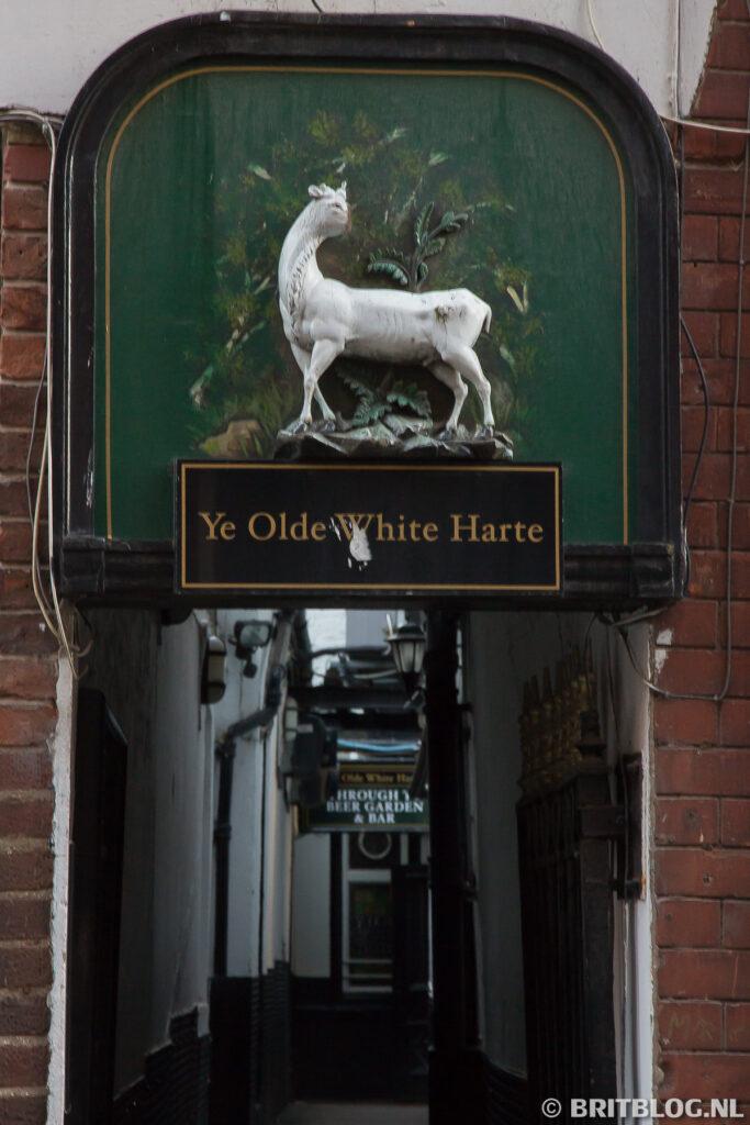 Ye Olde White Harte, Hull