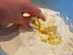 Recept Welsh cakes stap 5