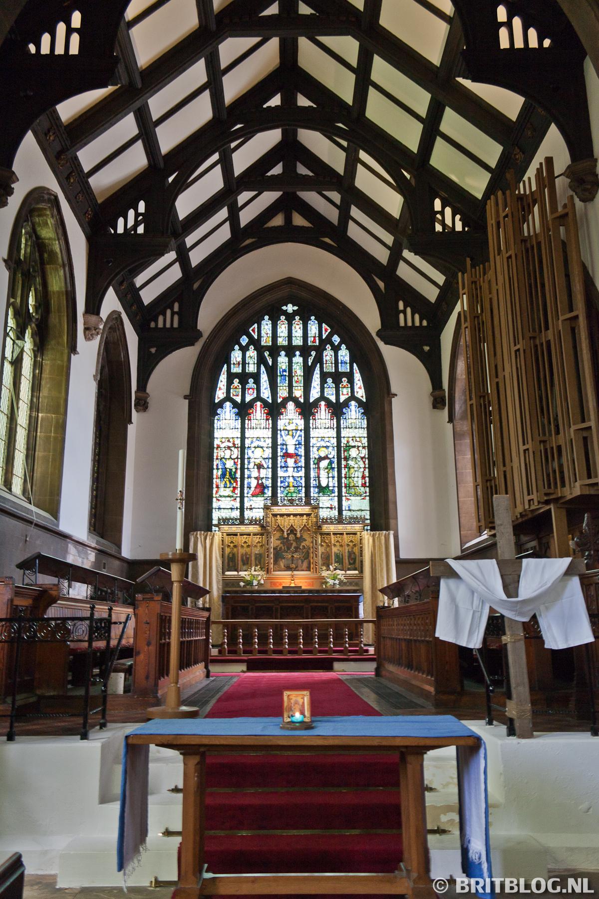 Holy Trinity Church, Micklegate, York