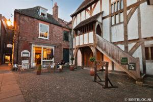 Wandelroute York: Barley Hall