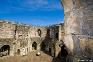 Clifford's Tower, York