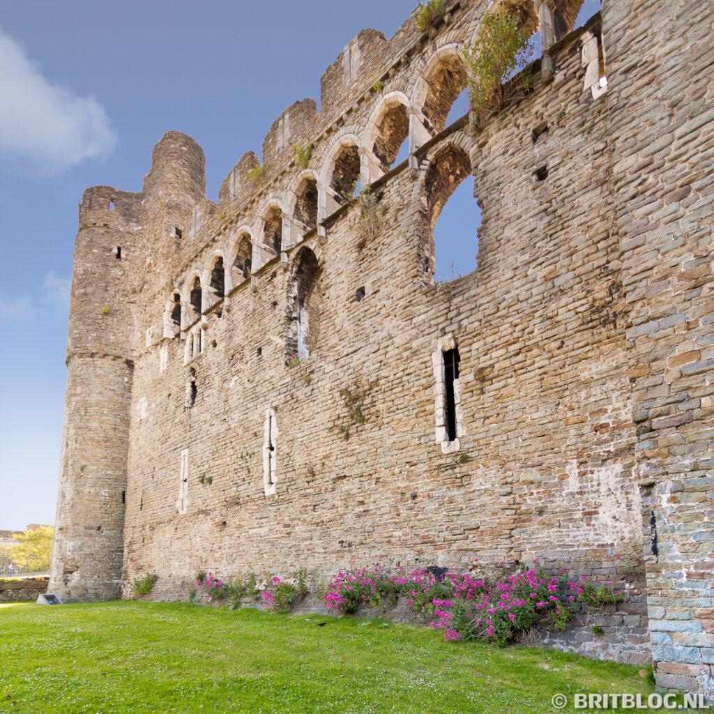 Swansea Castle, Wales
