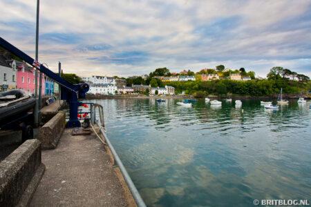 Britse dorpen: Portree (Isle of Skye, Schotland)