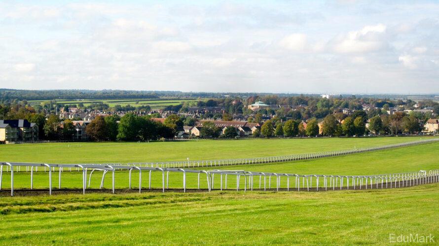 Newmarket, Suffolk, Groot-Brittannië