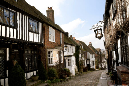 De mooiste Britse dorpen: Rye, East Sussex, Engeland