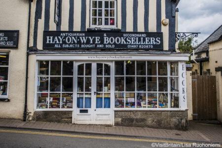 Hay on Wye, Powys, Wales