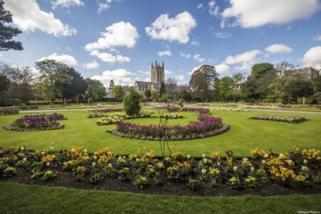 Bury St. Edmunds abbey