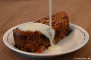 Recept Spotted Dick
