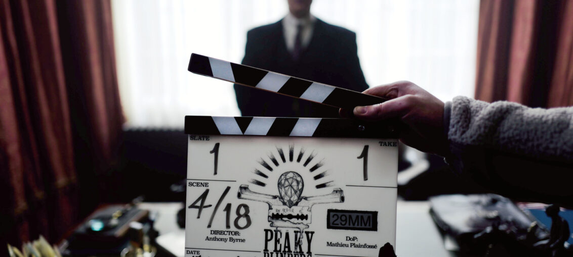 filmlocaties Peaky Blinders