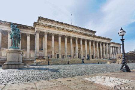 Filmlocaties Peaky Blinders: St George's Hall, Liverpool