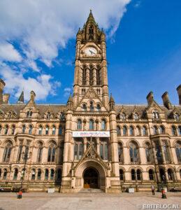 Filmlocaties Peaky Blinders: Manchester