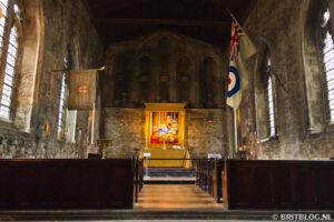 Mothering Sunday kun je vieren in St Bartholomew The Great Church, Londen