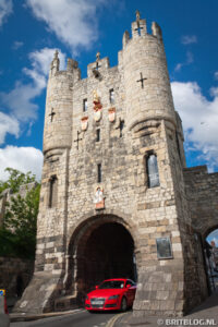Henry VII Experience, Micklegate Bar, York