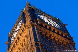 Wie verzet de klok van deElizabeth Tower/Big Ben