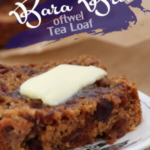 Recept: (Welsh) Bara Brith / (Yorkshire) Tea Loaf
