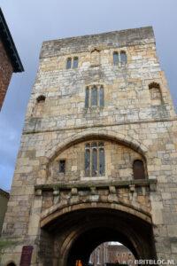 Richard III Experience, Monk Bar York, Engeland