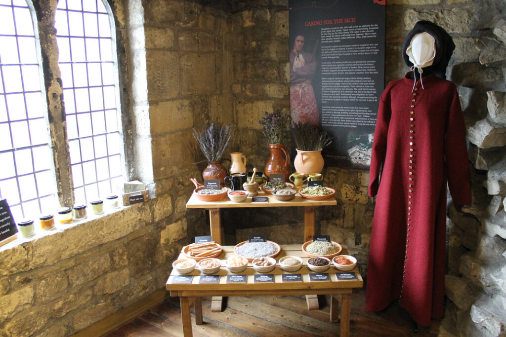 Henry VII Experience, Micklegate Bar