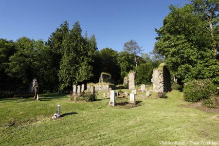 Saddell Abbey, Kintyre 66 (K66)