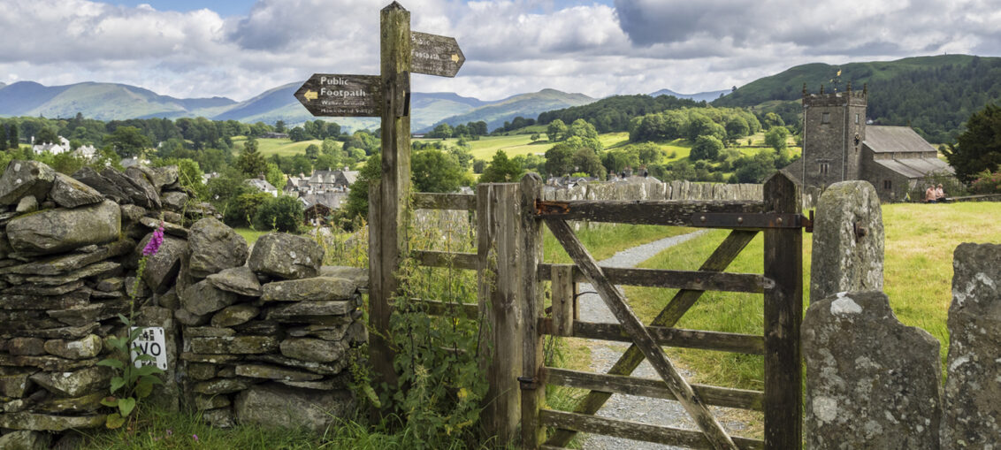 Wandelen in Engeland: Lake District